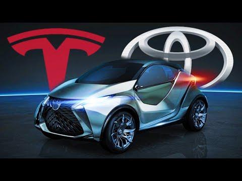 GAME OVER! Tesla and Toyota HUGE Partnership