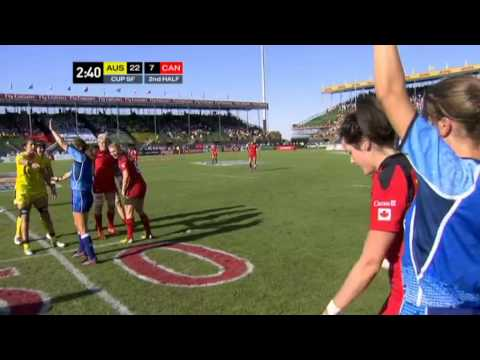 Emirates Airline Dubai Rugby Sevens - Women Series - Semi-Finals