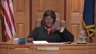 Judge Mablean destroys rude and disruptive defendant