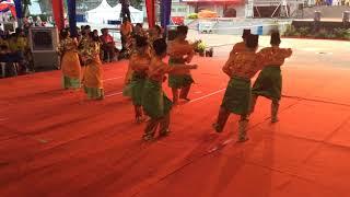 Johan Sekolah Menengah Zapin Johor 2015 - Zapin Pulau (Sekolah Seni Malaysia Johor) FSMJ2015