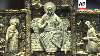 Major exhibition dedicated to Ivan the Great