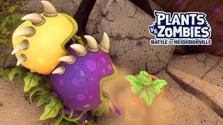 Olive Chomper - Plants vs. Zombies Battle for Neighborville - Gameplay Part 46