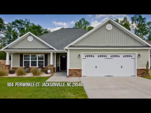 Home For Sale 904 Periwinkle Ct  Jacksonville NC 28546  CENTURY 21