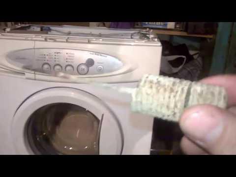 Почему сильно трусит стиральную машину