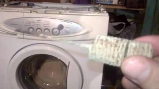 видео Вибрация стиральной машины Whirlpool