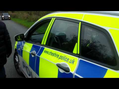 Police Constable claims he is not insured to drive police vehicle