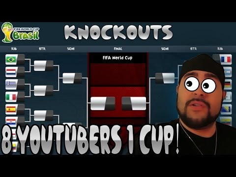 FIFA WORLD CUP  KNOCK OUTS  DRAW
