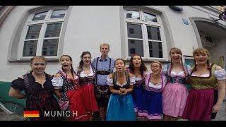 Contiki European Contrasts 2014