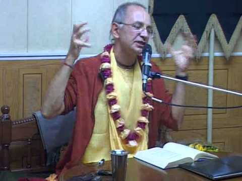 Шримад Бхагаватам 1.5.1 - Бхакти Вигьяна Госвами