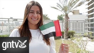 UAE Flag Day celebration at Gulf News