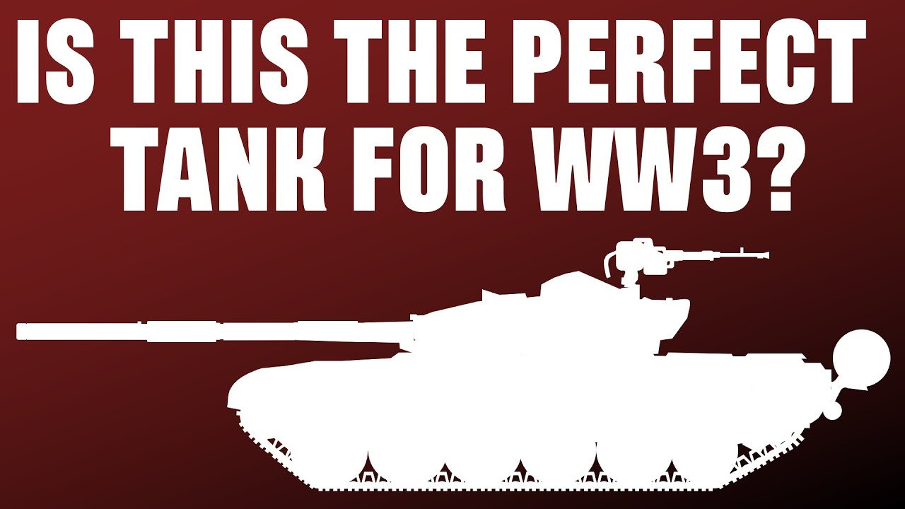 T-72: The perfect Tank for WW3?