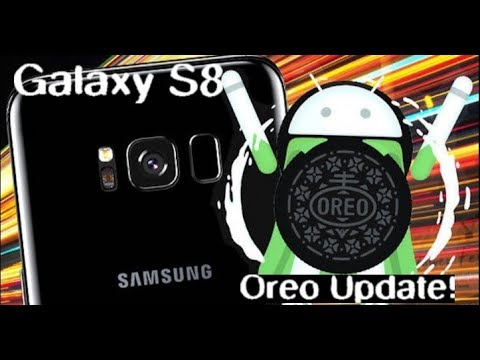 Samsung Galaxy S8: Official Android 8.0 Oreo Update