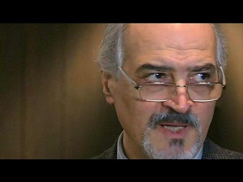 "Syria peace talks: UN mediator ""optimistic and determined"""