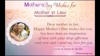 Happy Mother's Day 2016 Messages, Heartfelt Mothers Day Quotes and Wishes