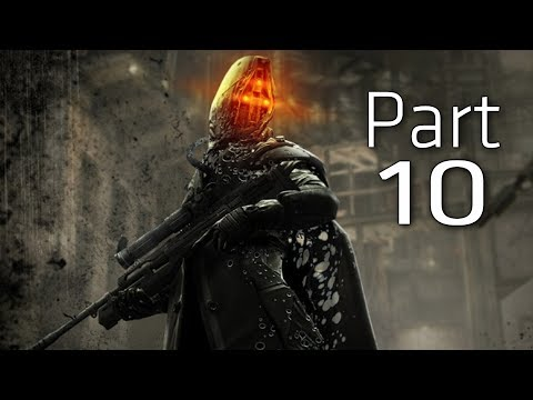 Killzone Shadow Fall Gameplay Walkthrough Part 10 - The Agent - Mission 6 (PS4)