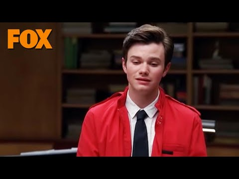 GLEE 2x03 - I want to hold your hand (The Beatles)