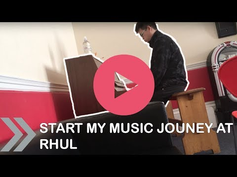 A day in Life of a music student at RHUL