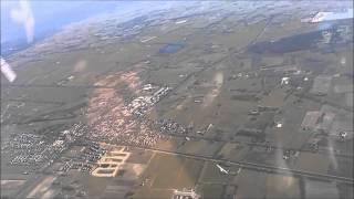 Zweefvliegen boven Nederland (Lemelerveld)