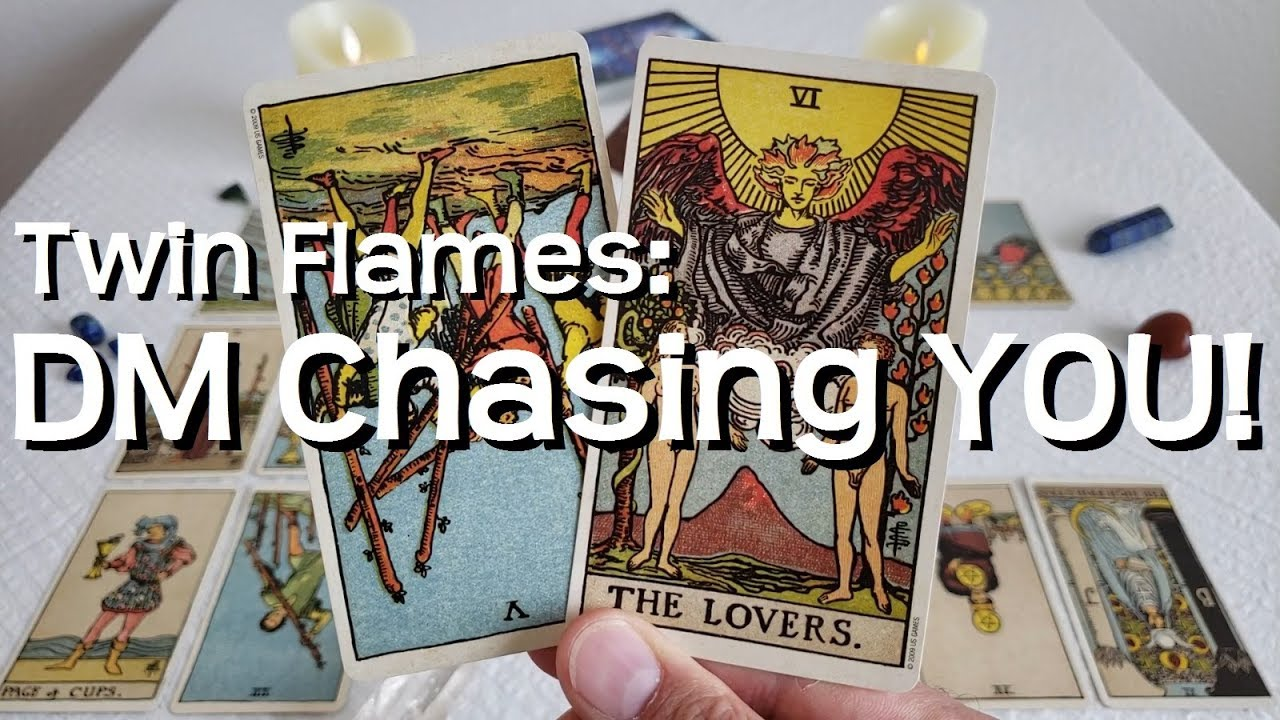 Twin Flames - DM PLANNING NEW LIFE WITH DF 👫🥰🙌😜 Collective Reading  09/08 - 09/14 2019