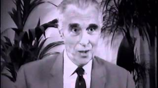 Christopher Lee Talks Dracula