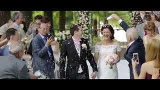 Русско - Ирландская свадьба, Andy&Sofia