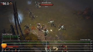 Diablo 3 Xbox One 1080p Patch Frame-Rate Test