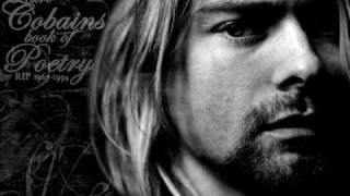 Nirvana -  White lace and strange Live. (lyrics)