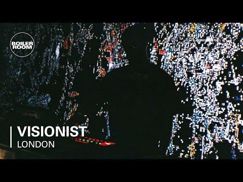 Visionist & Daniel Swan    Boiler Room x Huawei London