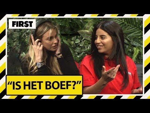 "SELMA OMARI & GABY BLAASER vs. HANSIE & JAMES WATSS spelen MUZIEK CHALLENGE"" | FIRST LIVE"
