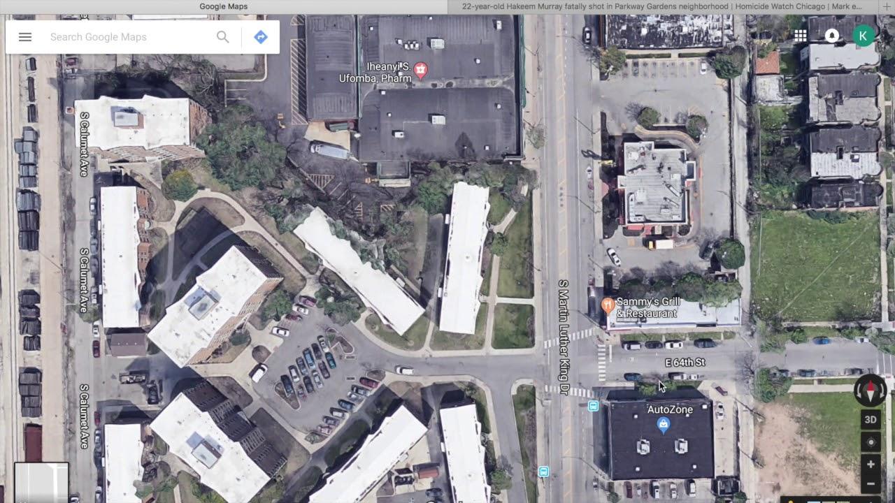 O Block Chicago Map.O Block Hk Death Site Discuss His Potential Killer Video Mas Popular