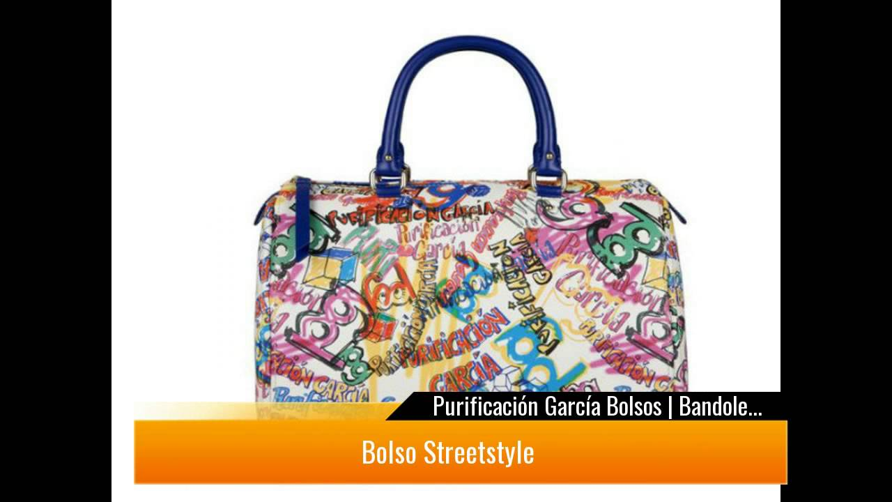 nuevo estilo 2e4ad 421ff ¡Bolsos de Purificación García! ♥Te van a encantar♥