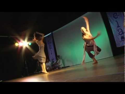 KuliMela 2008 - Radhadesh - Navarasa Gauri by Samadhi Dance Company