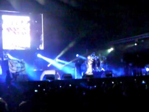 DJ & Drum Solo / Locotes / Cock da Hammer - Cypress Hill en Lima