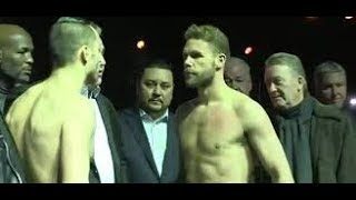 BILLY JOE SAUNDERS VS DAVID LEMIEUX WEIGH IN CHAOS - FINAL THOUGHTS