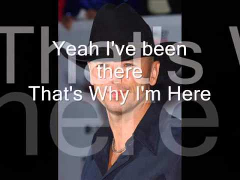 Kenny Chesney that why im here (Lyric)
