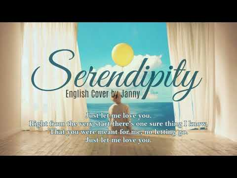 BTS (방탄소년단) - Serendipity | English Cover By JANNY