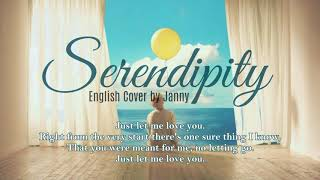 Download BTS (방탄소년단) - Serendipity | English Cover by JANNY MP3 song and Music Video
