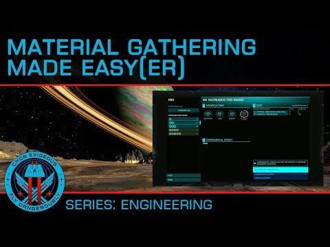 Tutorial: Material Gathering Made Easy(er)
