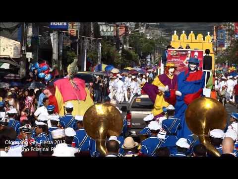olongapo city fiesta 2013