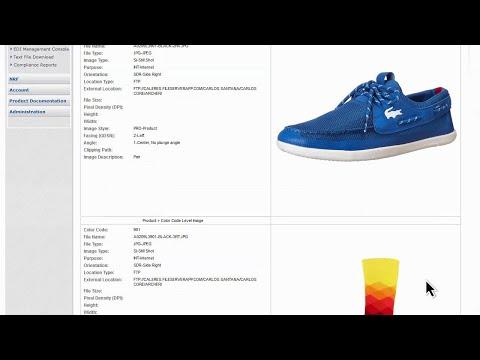 gxs upc catalogue