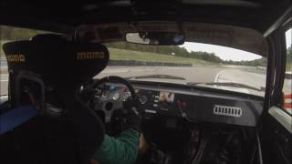 Dijon Motors Cup YTCC race 1 with the Talbot Sunbeam Lotus