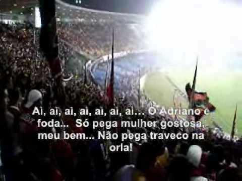 Flamengo x Corinthians (Gritos da Torcida)
