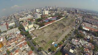 Exploran chinampas y canales de un Barrio antigua México-Tenochtitlan