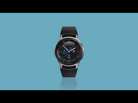 Galaxy Watch Designer Overview
