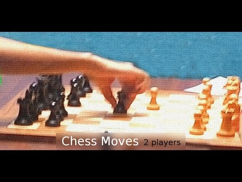 Chess Moves (2 players) - Android App