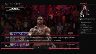 Wwe 2k18 My Career Part 15 Cashing In Money In The Bank {Continue}