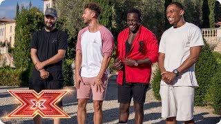 Simon's reveal: Rak-Su and Lemonade go for Simon's final place | Judges' Houses | The X Factor 2017