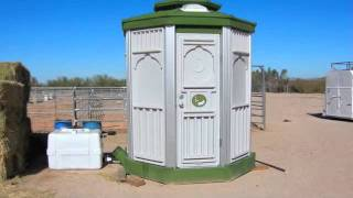Cabanacan Outdoor Toilet - Horse &  Rodeo Arena