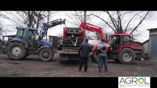 Nowe Nabytki 2016 II PPHU AGROL Wróblewo II