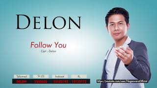 delon follow you